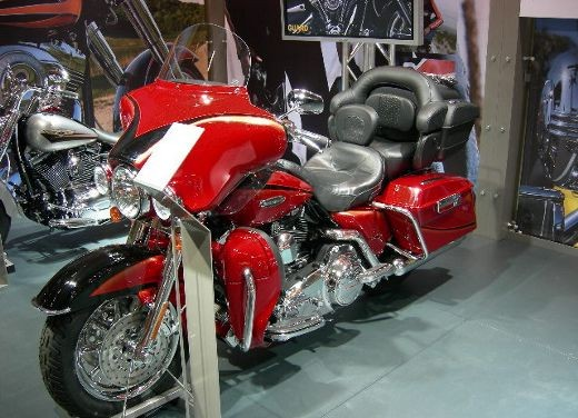 Harley Davidson all'Intermot 2006 - Foto 2 di 29