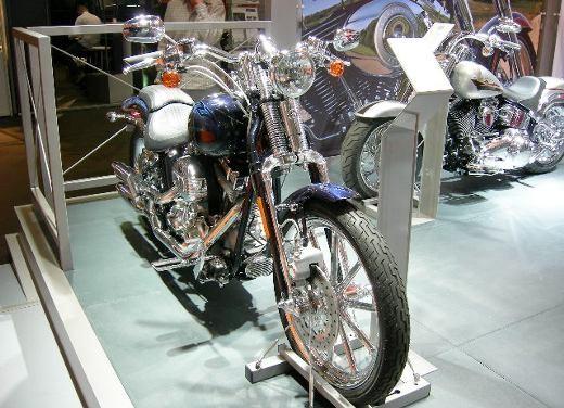 Harley Davidson all'Intermot 2006 - Foto 5 di 29