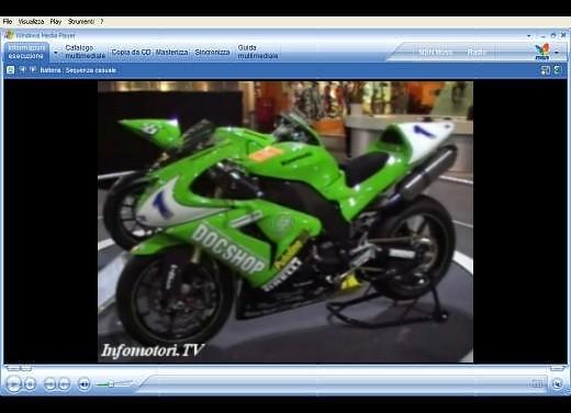 Video kawasaki all' Intermot 2006 - Foto  di