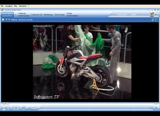 Video Benelli all' Intermot 2006 - Foto  di
