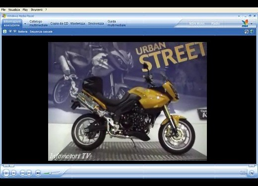 Video Triumph all' Intermot 2006 - Foto  di