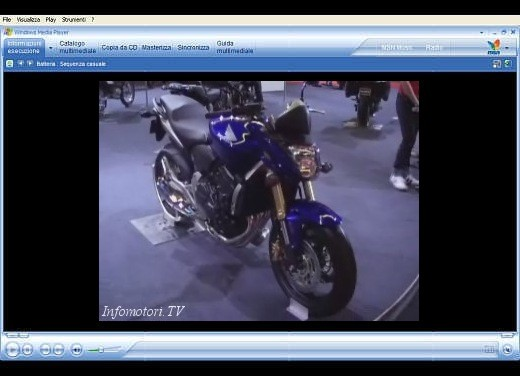 Video Honda all' Intermot 2006 - Foto  di