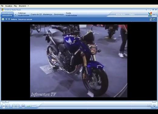 Video Honda all' Intermot 2006 - Foto  di