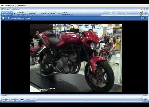 Video Moto Morini all' Intermot 2006 - Foto  di