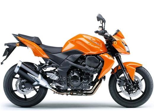 Kawasaki Z 750 2008 - Foto 25 di 40