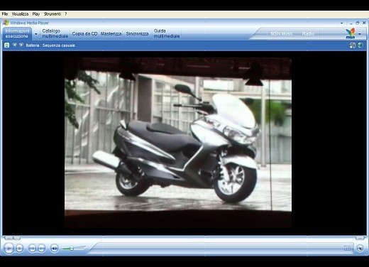 Suzuki Burgman 125 / 200 – Video - Foto  di