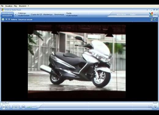 Suzuki Burgman 125 / 200 – Video - Foto  di