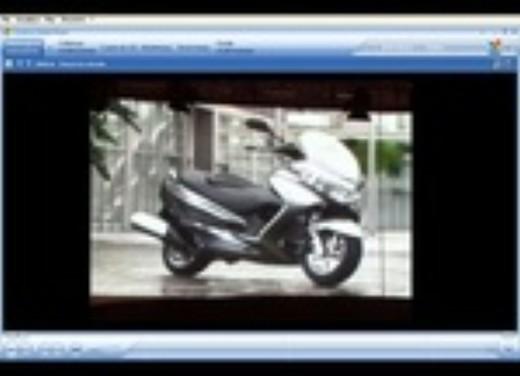 Suzuki Burgman 125 / 200 – Test Ride - Foto 2 di 28