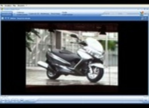 Suzuki Burgman 125 / 200 – Test Ride - Foto 5 di 28