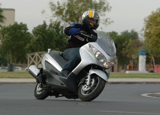 Suzuki Burgman 125 / 200 – Test Ride - Foto 6 di 28