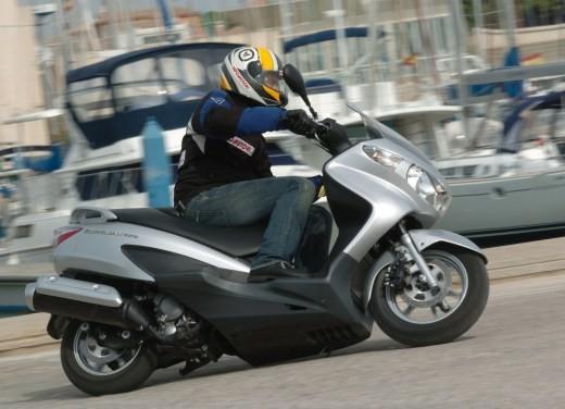 Suzuki Burgman 125 / 200 – Test Ride - Foto 10 di 28