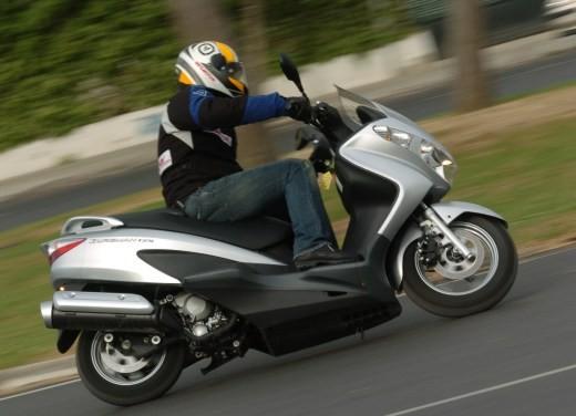 Suzuki Burgman 125 / 200 – Test Ride - Foto 11 di 28