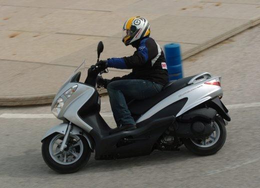 Suzuki Burgman 125 / 200 – Test Ride - Foto 13 di 28