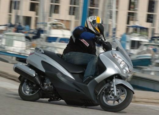 Suzuki Burgman 125 / 200 – Test Ride - Foto 17 di 28