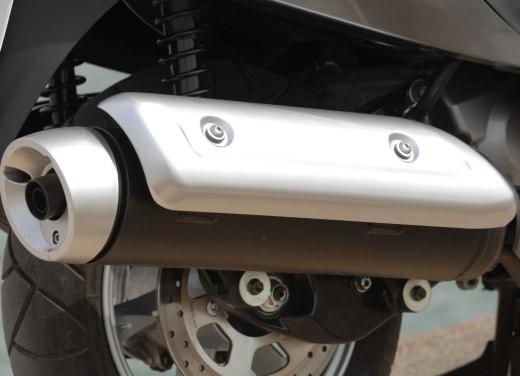 Suzuki Burgman 125 / 200 – Test Ride - Foto 20 di 28