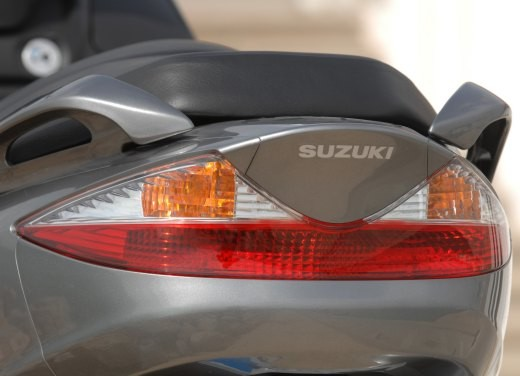Suzuki Burgman 125 / 200 – Test Ride - Foto 22 di 28