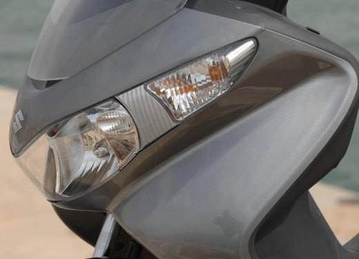 Suzuki Burgman 125 / 200 – Test Ride - Foto 24 di 28