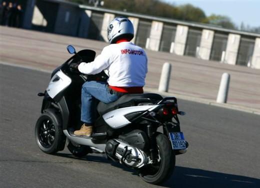Gilera Fuoco – Test Ride