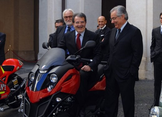 Gilera Fuoco – Test Ride - Foto 2 di 39