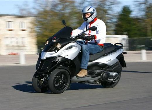 Gilera Fuoco – Test Ride - Foto 10 di 39