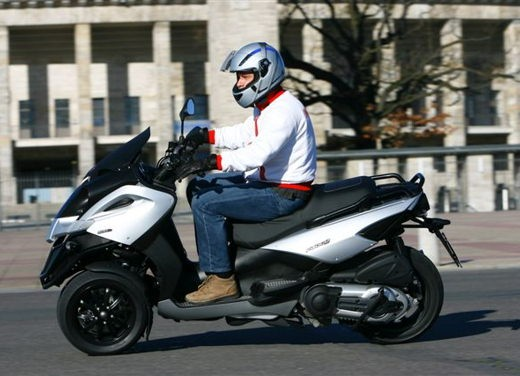 Gilera Fuoco – Test Ride - Foto 11 di 39