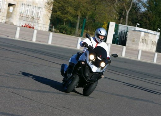 Gilera Fuoco – Test Ride - Foto 16 di 39