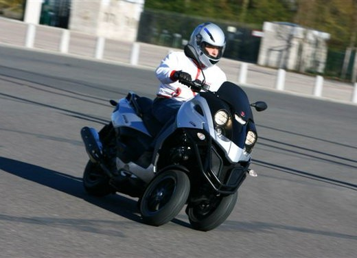 Gilera Fuoco – Test Ride - Foto 17 di 39
