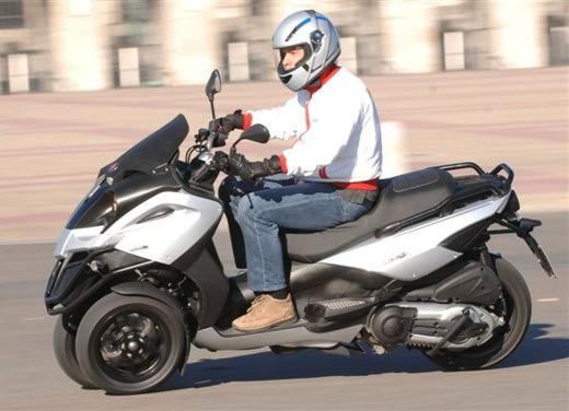 Gilera Fuoco – Test Ride - Foto 15 di 39
