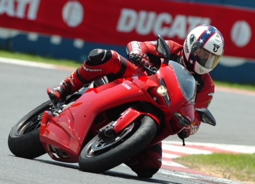 Ducati 1098 – Test Ride