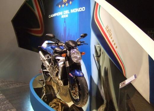 MV Agusta all'EICMA di Milano - Foto 7 di 12