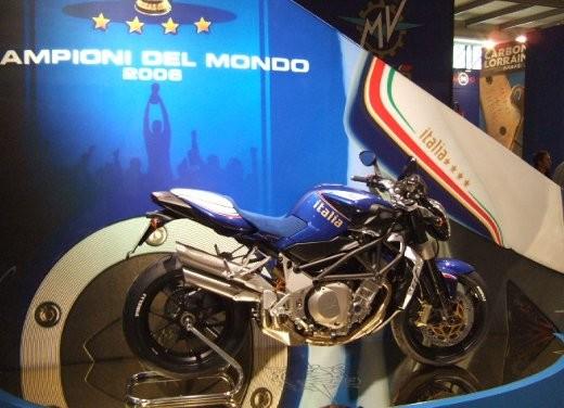 MV Agusta all'EICMA di Milano - Foto 8 di 12