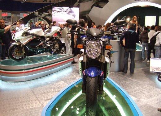 MV Agusta all'EICMA di Milano - Foto 10 di 12