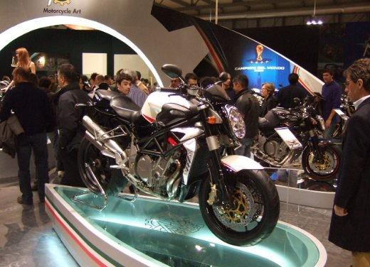 MV Agusta all'EICMA di Milano - Foto 11 di 12