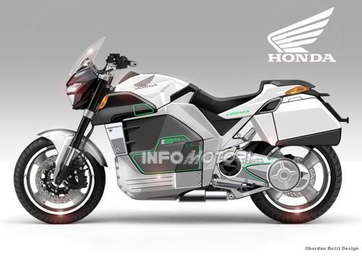 Honda all'EICMA di Milano - Foto 17 di 19