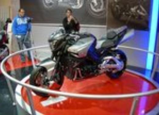 Suzuki all'EICMA 2006 - Foto 1 di 21