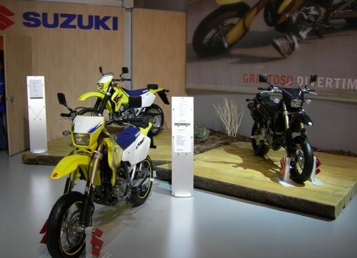 Suzuki all'EICMA 2006 - Foto 5 di 21