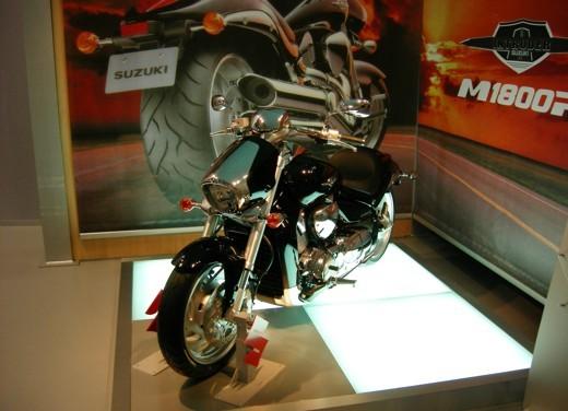 Suzuki all'EICMA 2006 - Foto 7 di 21