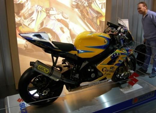 Suzuki all'EICMA 2006 - Foto 10 di 21