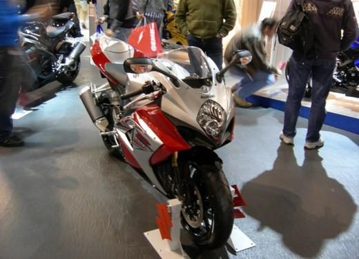 Suzuki all'EICMA 2006 - Foto 11 di 21