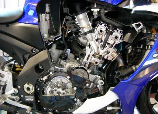 Suzuki all'EICMA 2006 - Foto 12 di 21