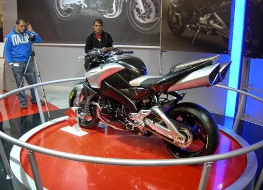 Suzuki all'EICMA 2006 - Foto 16 di 21