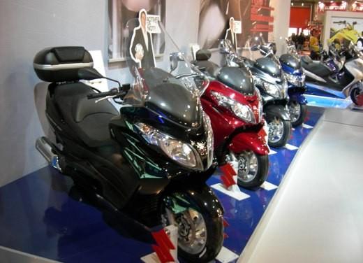 Suzuki all'EICMA 2006 - Foto 19 di 21