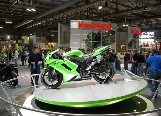 Kawasaki all'EICMA 2006 - Foto 14 di 27