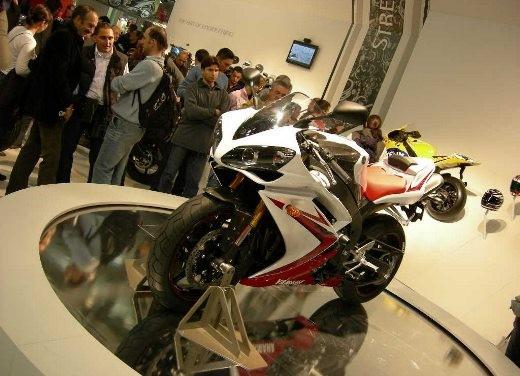 Yamaha all'EICMA di Milano - Foto 10 di 27