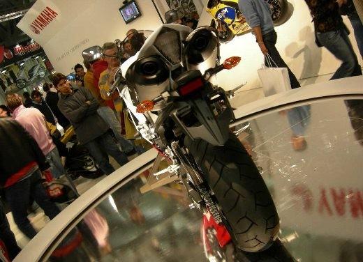 Yamaha all'EICMA di Milano - Foto 11 di 27