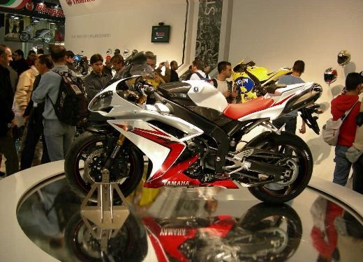 Video Yamaha all'EICMA di Milano - Foto  di