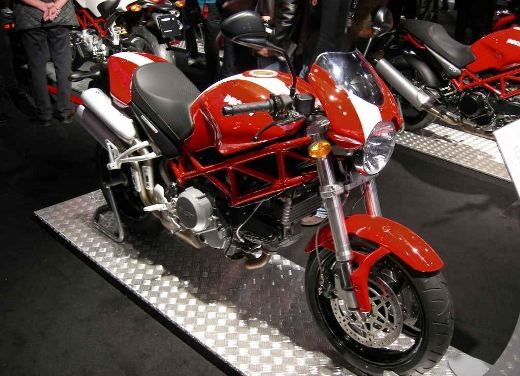 Video Ducati all'EICMA di Milano - Foto  di