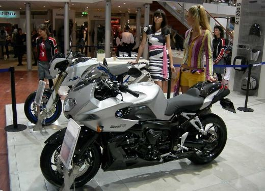 BMW all'EICMA 2006 - Foto 5 di 13