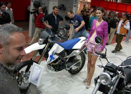 BMW all'EICMA 2006 - Foto 9 di 13