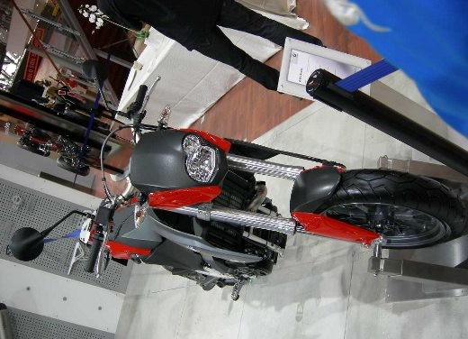 BMW all'EICMA 2006 - Foto 10 di 13